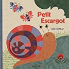Livre nature Petit escargot by Olivia…