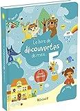 Le livre de découvertes de mes... 5 ans