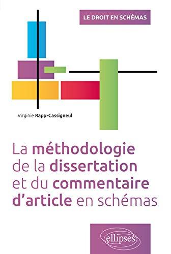 Methodologie de la dissertation en science economique et gestion