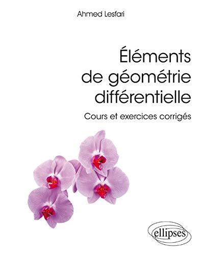 Éléments de géométrie différentielle