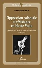 Oppression coloniale et résistance en…
