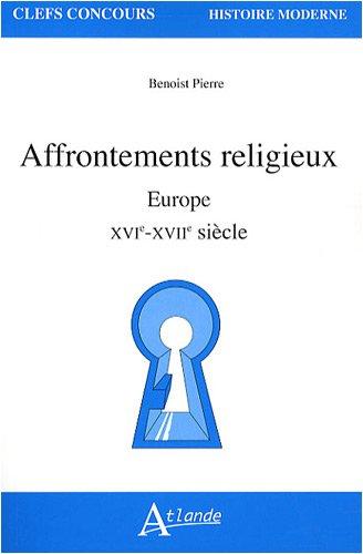 Affrontements religieux