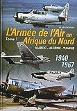 """Afficher """"L'armée de l'air en AFN"""""""