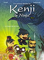 Les aventures debridees de Kenji le Ninja, Tome 1 (French Edition) -