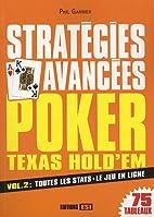 Stratégies avancées Poker Texas Hold'em :…