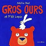 """Afficher """"Gros ours et p'tit lapin"""""""