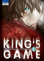 King's Game t01 de Nobuaki Kanazawa