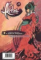 Akiba Manga, N° 1 : by Bounthavy Suvilay
