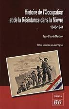 Histoire de l'Occupation et de la…