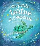 La petite tortue et l'océan