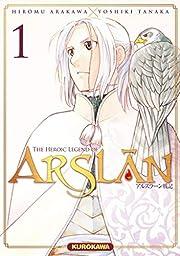 The Heroic Legend of Arslân Vol.1 de Tanaka…