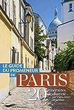 """Afficher """"Le guide du promeneur de Paris"""""""