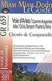 """Afficher """"GR 653, chemin de Compostelle de Arles au col du Somport"""""""