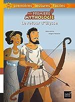 Ma première mythologie, Tome 2 : Le retour d'Ulysse - Grégoire Vallancien