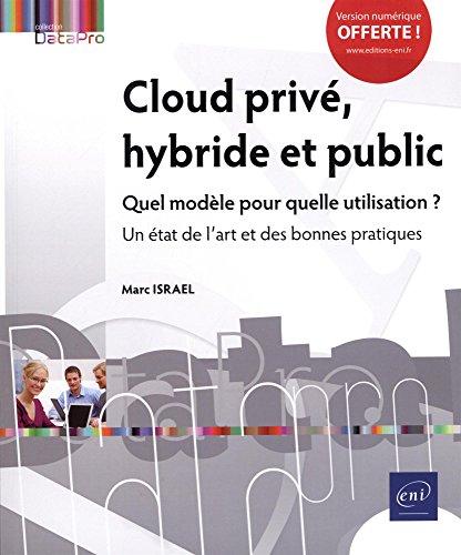 Cloud privé, hybride et public