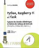 couverture du livre Python, Raspberry Pi et Flask