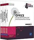 couverture du livre Microsoft® Office (versions 2019 et Office 365)
