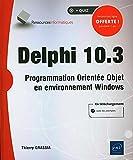 couverture du livre Delphi 10.3