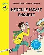 Hercule Navet enquête : Niveau 4 - Stephane Daniel
