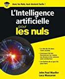 L'intelligence artificielle pour les nuls