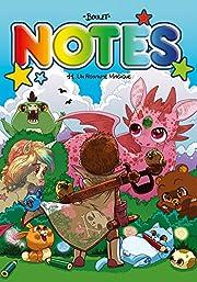 Notes 11 - Un royaume magique (French…
