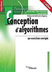 Conception d'algorithmes: 150 exercices…