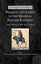 Peasants and Lords in the Medieval English…