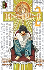 Death Note, Tome 2 (French Edition) –…