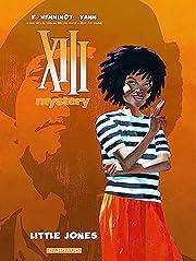 XIII mystery, tome 3 : Little jones de Eric…