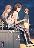 Bloom into you. 4