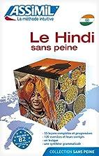 Le Hindi sans Peine ; Livre by Akshay Bakaya