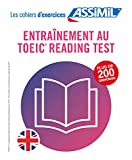 """Afficher """"Entraînement au TOEIC reading test"""""""