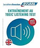 "Afficher ""Entraînement au TOEIC listening test"""
