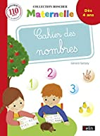 Collection Boscher maternelle Cahier des…