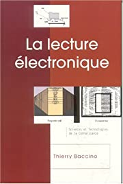 Lecture électronique av Baccino Thierry