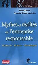 Mythes et réalités de…