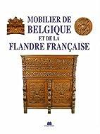 Mobilier de Belgique et de la Flandre…