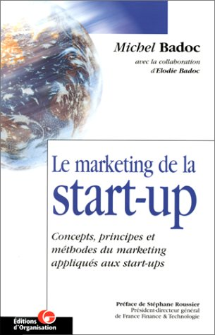 Le marketing de la start-up
