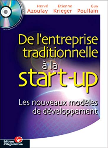 De l'entreprise traditionnelle à la start-up