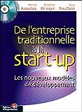 De l'entreprise traditionnelle à la start-up