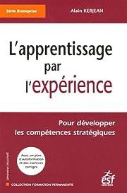 L'apprentissage par l'expérience (French…