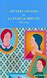 """Afficher """"Lettres choisies de la famille Brontë"""""""