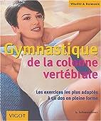 Gymnast colonne vertébral by Hachim…
