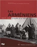 Les Arméniens 1917-1939 : La…