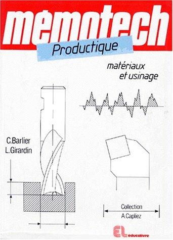 memotech productique mecanique