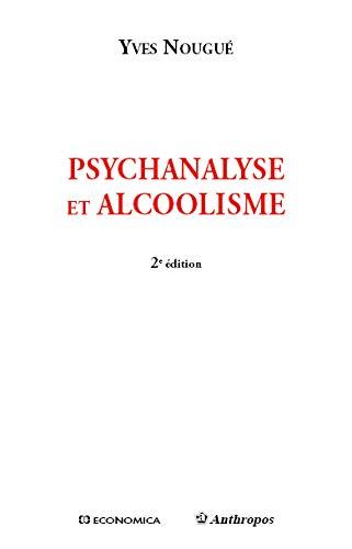 Psychanalyse et alcoolisme