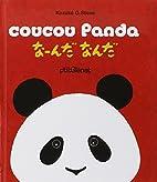 Coucou Panda by Kazuko G. Stone