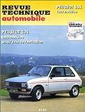 Revue Technique Automobile, CIP 715.1 : Fiat Panda tous mod&egraveles Etai