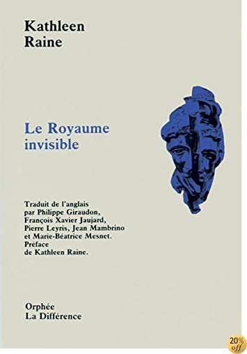 By Raine Kathleen Le Royaume Invisible 100697 Lire Epub Pdf