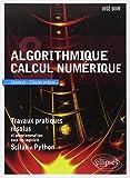 couverture du livre Algorithmique & Calcul numérique